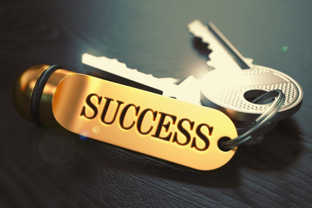 Keys to Becoming Successful